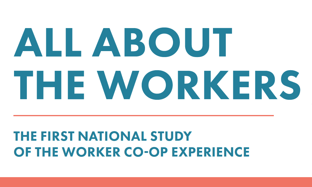 All About the Workers Project Logo
